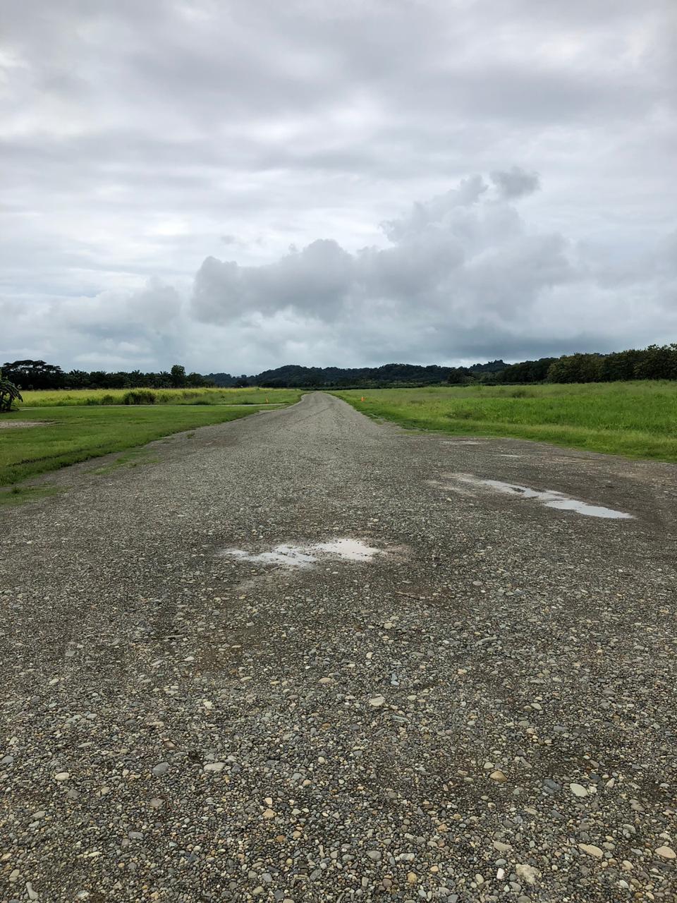 Quepos Airport Costa Rica runway